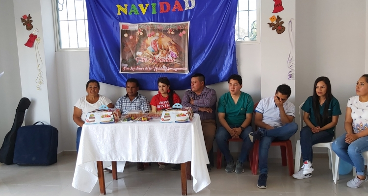 PROGRAMA NAVIDEÑO ADULTO MAYOR.