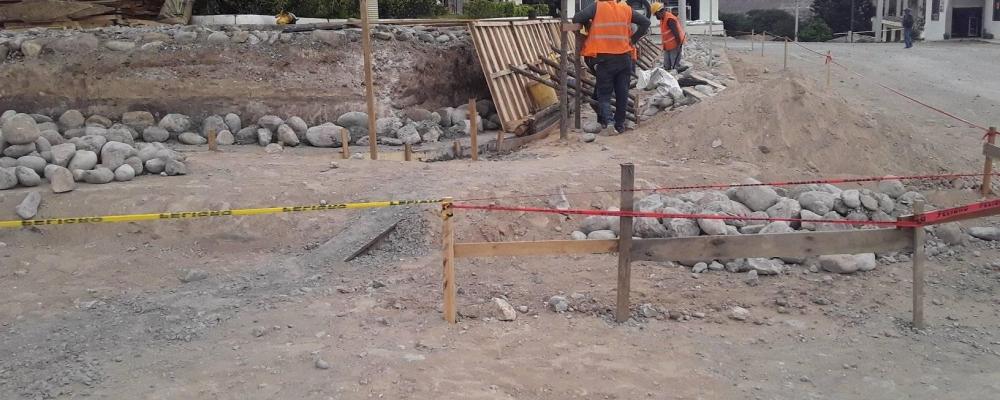 RECONSTRUCCION DEL PARQUE CENTRAL